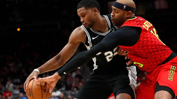 SPURS GAMEDAY: Up-and-down Silver and Black look to bounce back against struggling Hawks