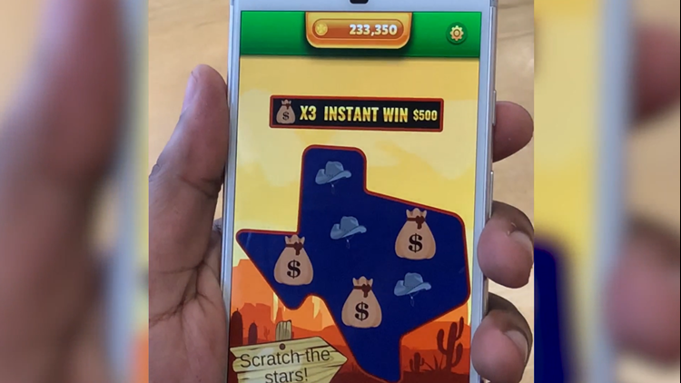 A new app is celebrating National Lottery Day, July 17