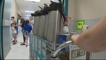 Kids Who Make SA Great: Elementary school coffee cart serves coffee joy