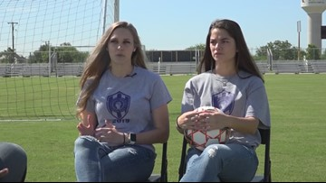 'That's the dream': USWNT's World Cup win inspires women suiting up for SATX soccer club