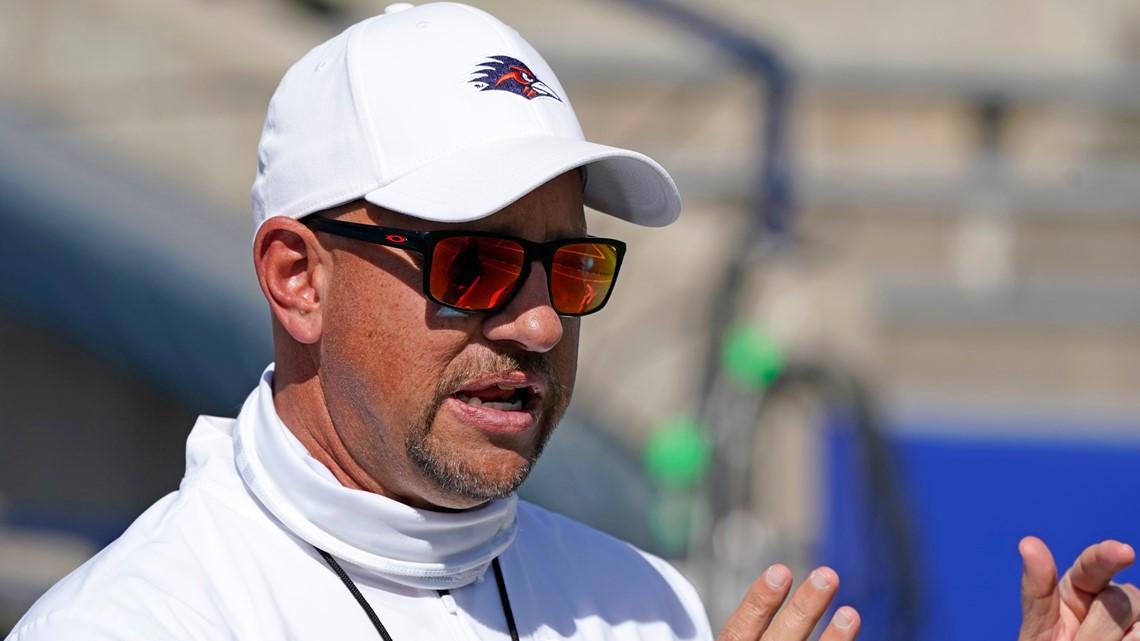 Texas Tech reportedly eyeing UTSA's Traylor as next head coach