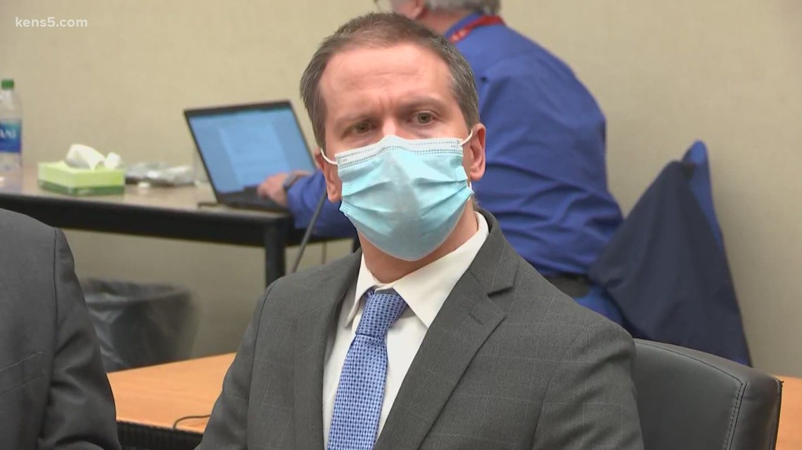 Derek Chauvin guilty on all counts for the murder of George Floyd