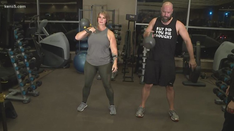 How a San Antonio couple lost a combined 250 pounds