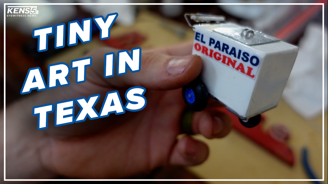 Showcasing the magic of San Antonio, in miniature form   Everything 210