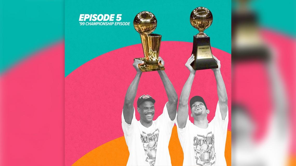 20 years ago, an NBA dynasty was born - The Big Fundamental Podcast