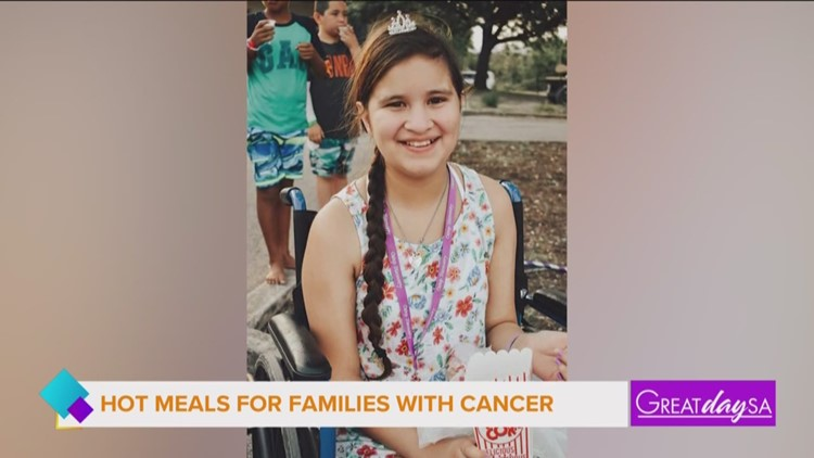 GREAT DAY SA: Hot meals for families with cancer