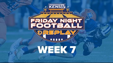 Brandeis-O'Connor is the highlight of a week of 'swing games' | Friday Night Football Replay