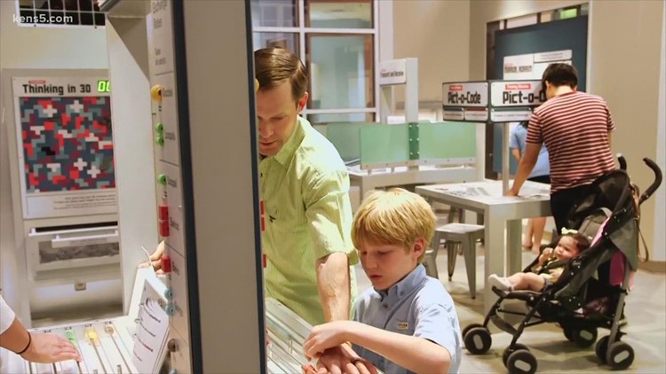 'The DoSeum' offering free admission on Sundays in September for grandparents
