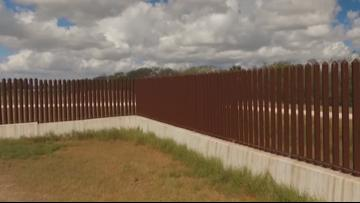 Border wall questions unanswered during shutdown