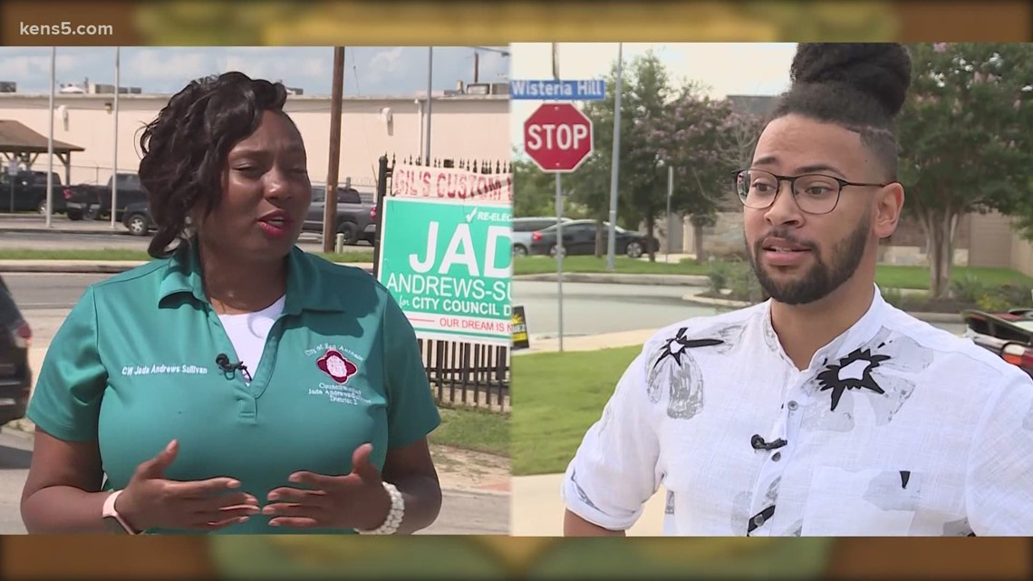 District Two City Council candidates weigh in on election day in San Antonio