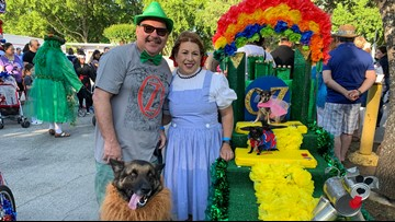 2019 Pooch Parade: Check out what happens when you combine adorable pets and Fiesta!