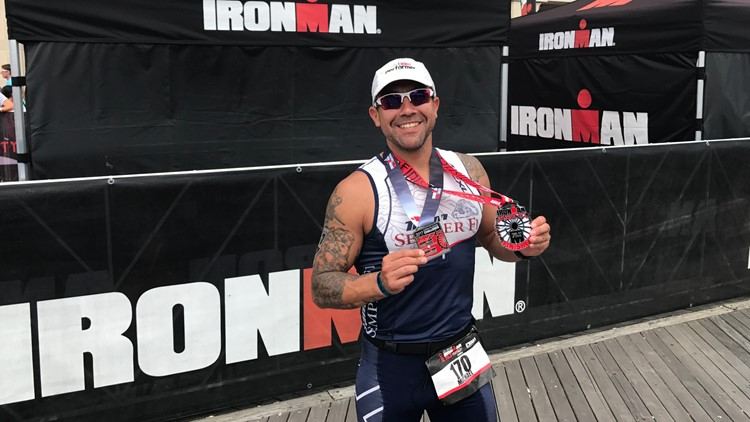 Veteran races in support of wounded service members | MISSION SA