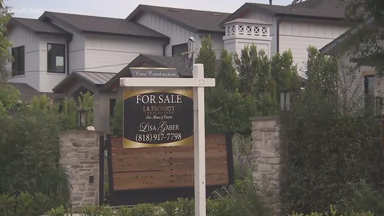 Record-low inventory and people moving from the West Coast leads to hot housing market in Texas