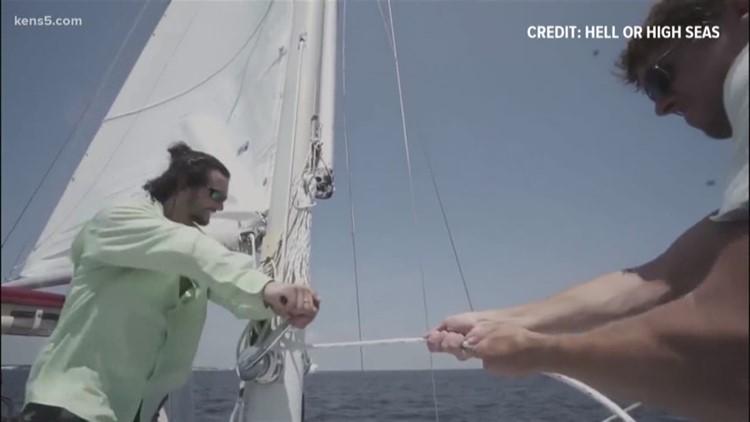 Veteran and friend share sailing success story - Mission SA