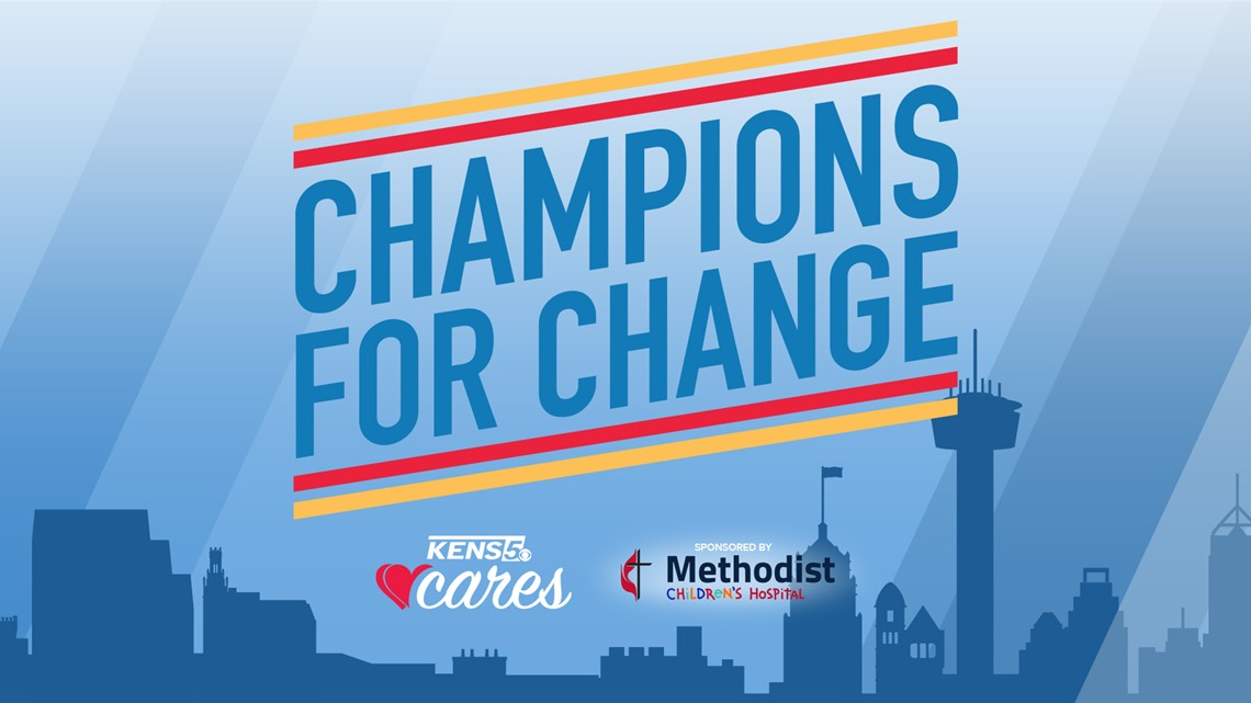 KENS CARES: Champions for Change are working to improve our South Texas community