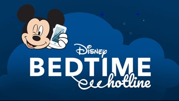 If you're struggling to get your kids to bed, Disney has a solution