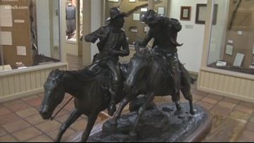 Texas Outdoors: Texas Rangers Museum