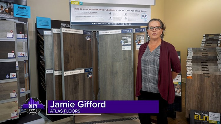 CITY PROS: Atlas Floors can help install laminate in your home