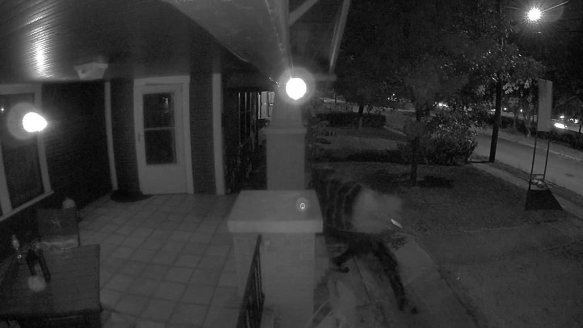 Surveillance video released in the death of Christopher Olivarez