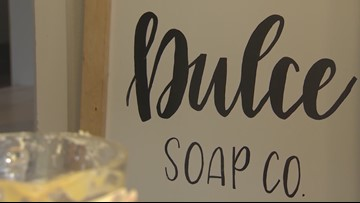 Made in SA: Dulce Soap Co.
