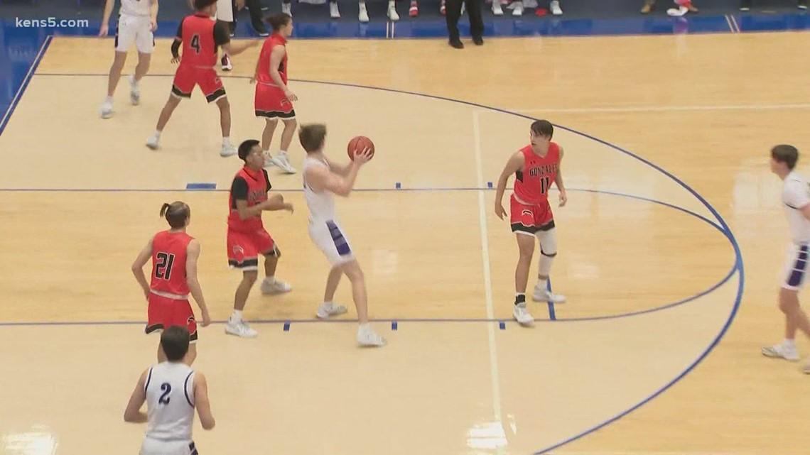 San Antonio high school basketball highlights, February 20