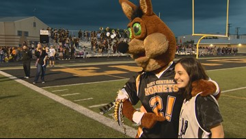 Kids Who Make SA Great: Junior class officer turns Homecoming into a cheer fest