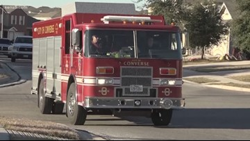 Converse neighbors team up with fire department against wildfires
