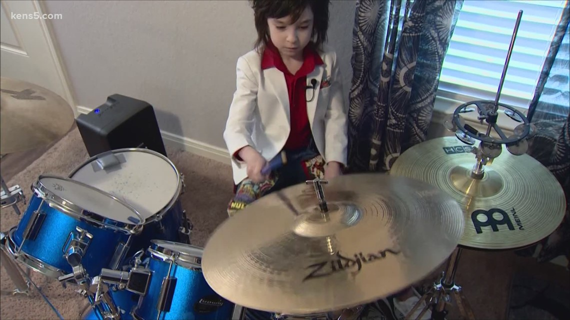 Young boy's gift for music makes him a rising star   Kids Who Make SA Great