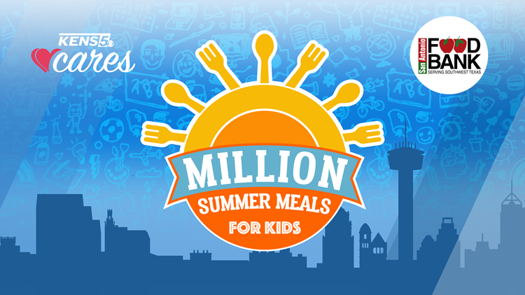 Help us serve 12 MILLION MEALS for kids this summer!