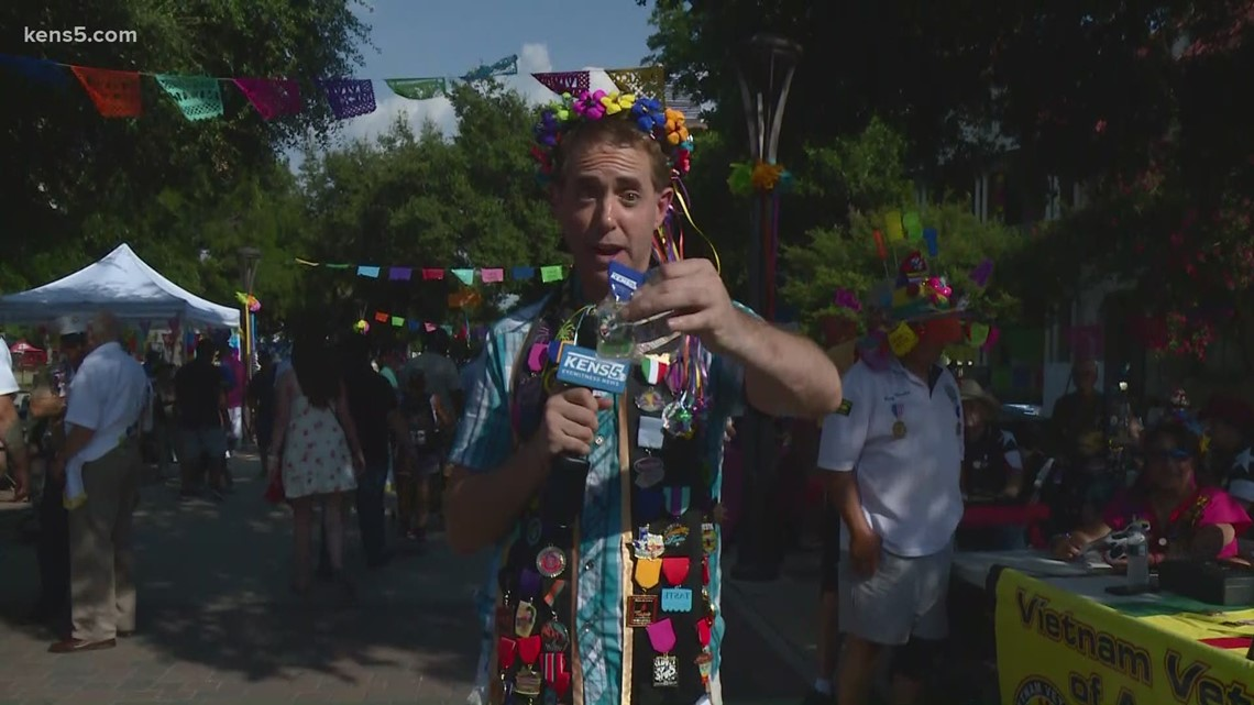 Fiesta medals help San Antonio non-profits give back to the community