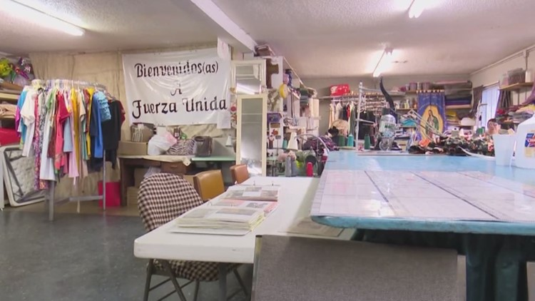 Fuerza Unida seamstresses united in clothing and community | Made in SA
