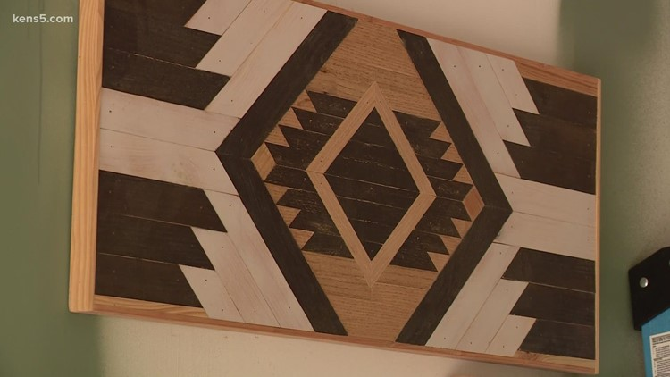 A Texas transplant uses wood to build a new future | Made in S.A.