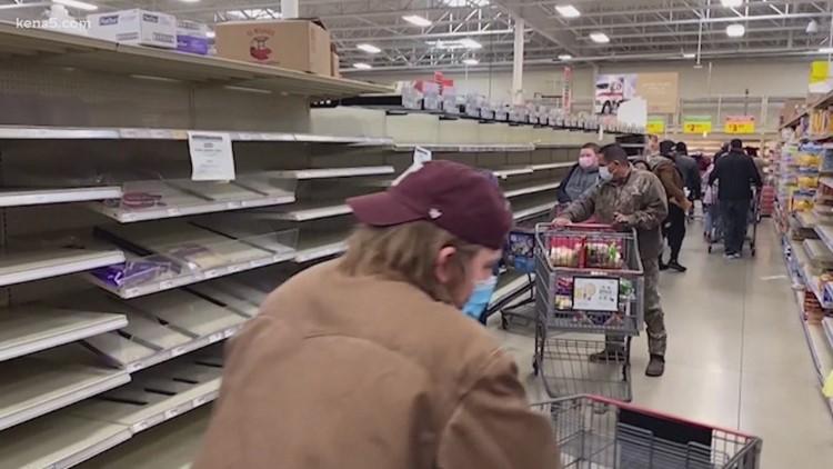 Effects of winter storm still lingering | Commerce Street