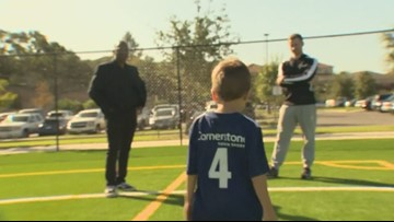 This 4-year-old scored 22 goals in his first soccer game, made it on ESPN | Kids Who Make SA Great