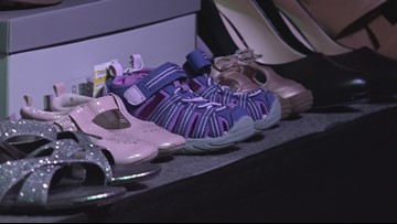 Church donates $2,000 worth of shoes for 'Soles4Souls' campaign