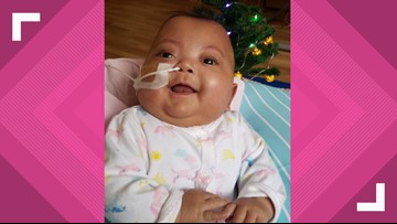 Baby who spent first 311 days of life in NICU finally comes home