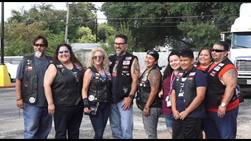 Motorcyclists unite to help kids