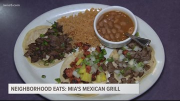 Neighborhood Eats: A meal at Mia's Mexican Grill