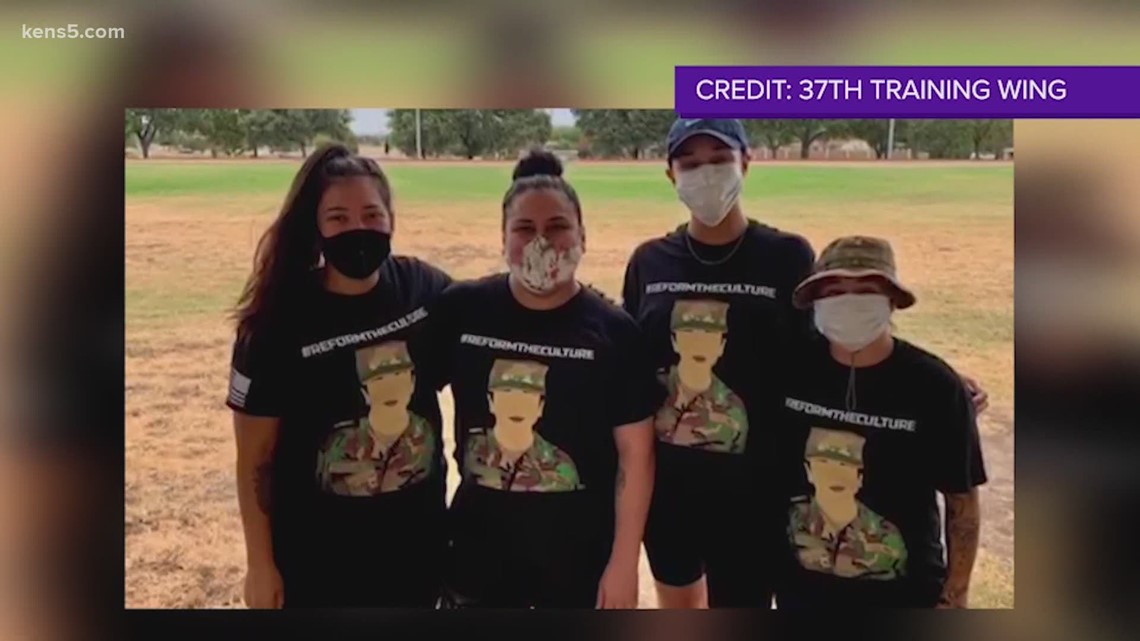Mission SA: Four women organize honor walk for murdered Fort Hood soldier, raised awareness about sexual misconduct
