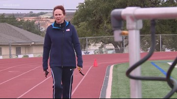 San Antonio product set to coach in third Olympic games