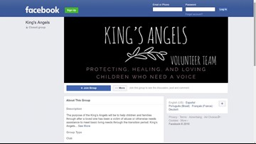 Driven to prevent more tragedy, newly-created King's Angels helps San Antonio's missing