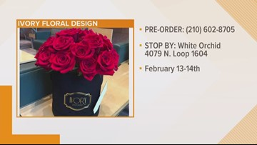 Need a Valentine's Day gift? These roses last up to a year