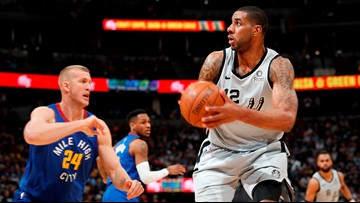 SPURS GAMEDAY: Silver & Black, Nuggets will look to get their top scorers going in Game 2 Tuesday night