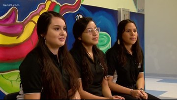 High school seniors create club they hope will become a movement | Kids Who Make SA Great