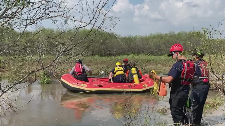 Body of woman recovered from floodwaters near Schertz, not yet identified by authorities