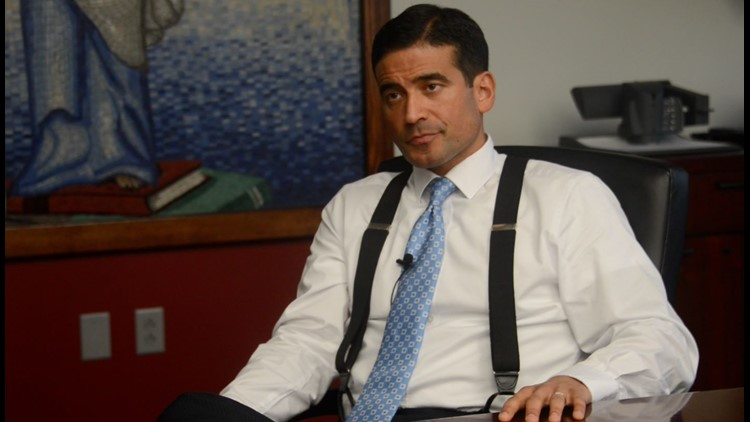 Bexar County District Attorney Nico LaHood spoke with KENS 5 about the Genene Jones investigation.