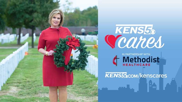 KENS CARES: Honor veterans at national cemetery with remembrance wreaths