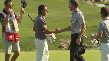 Spieth and Fowler fighting for Valero Texas Open title heading into the weekend
