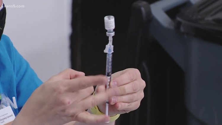 'Mostly among young adults' | Baptist Health System offers COVID-19 vaccine clinics as hospitalizations rise among young people