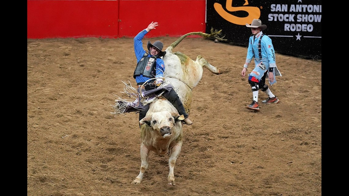 Friday Is Dollar Day At The Stock Show And Rodeo Kens5 Com